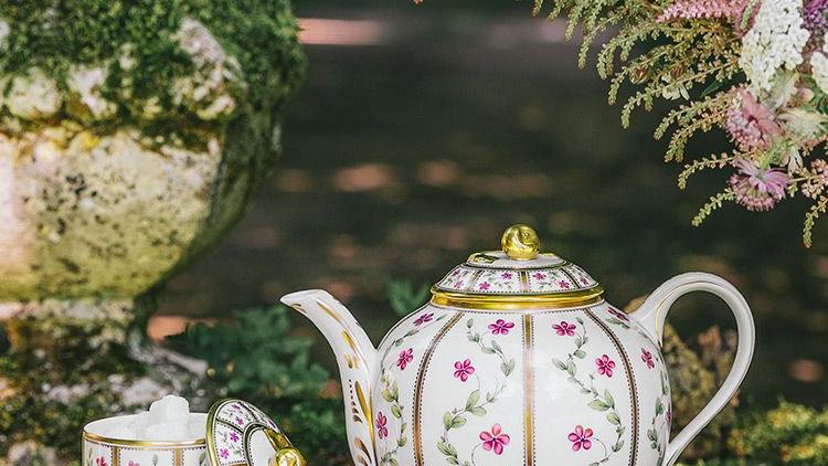 Spring Pollen Tonic Tea
