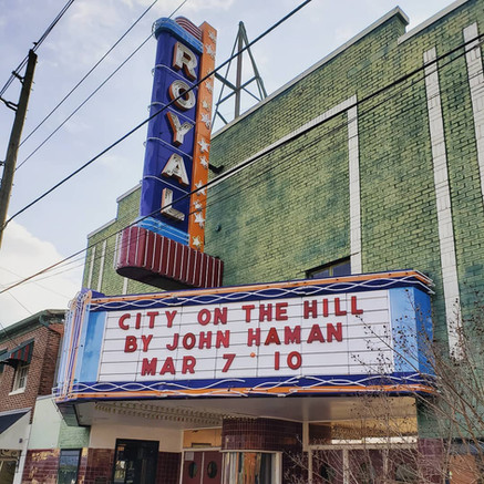 city on the hill royal