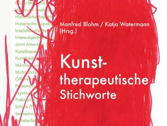 NEW Book Release: Kunsttherapeutische Stichworte