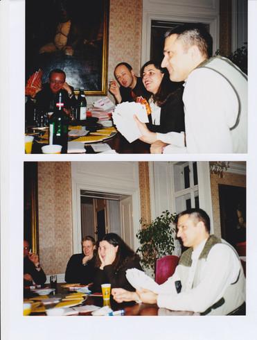 EUROPAHAUS 2000