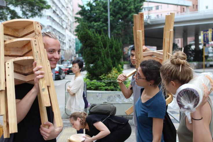 Re-negotiating Politics of Fear in public spaces
