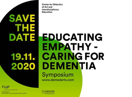 Educating Empathy -Caring for Dementia
