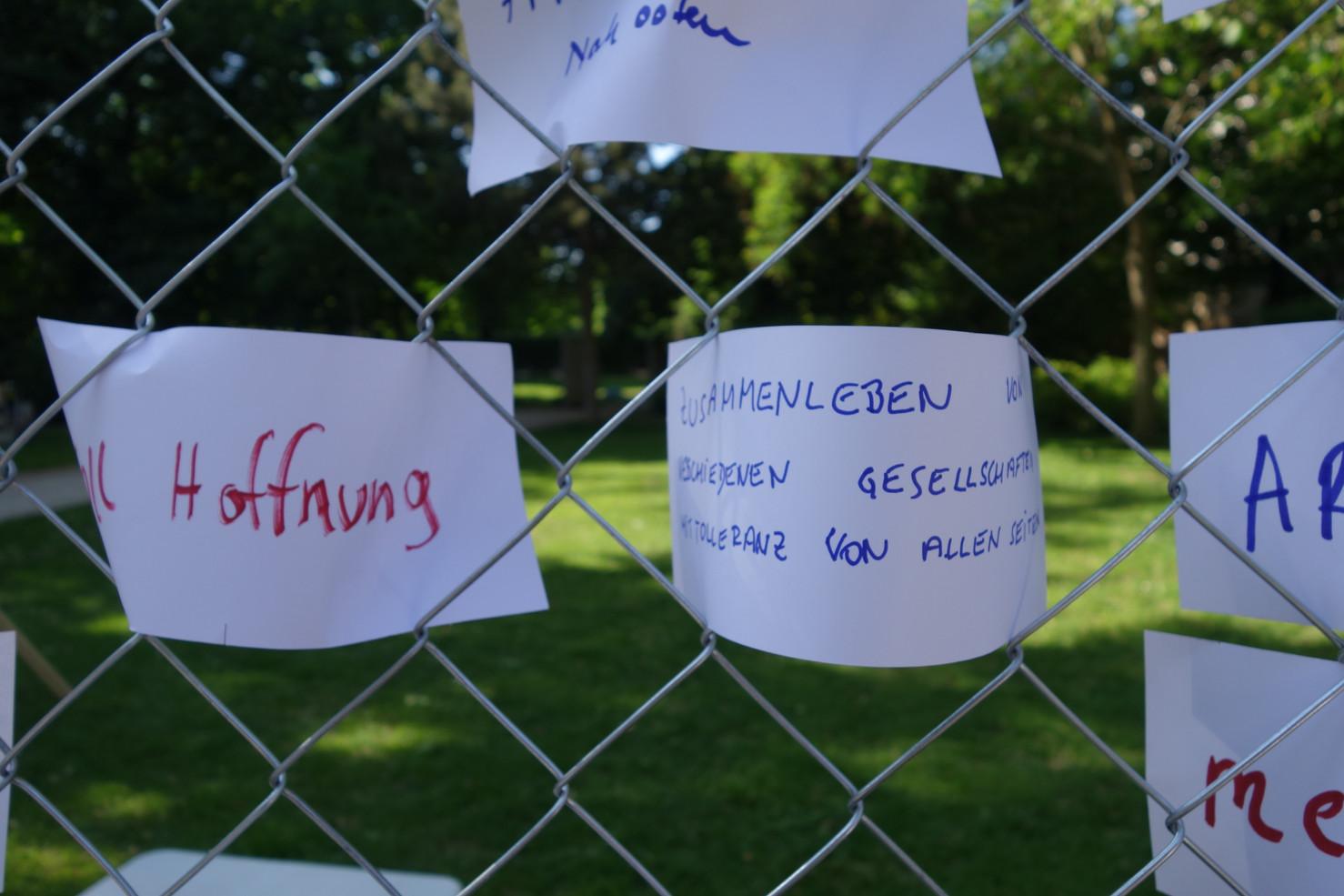 Politics of Fear @TBA21, Vienna