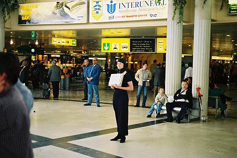 Trance-It Performance Flughafen Wien