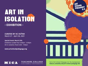 Taking Part in New York Exhibition