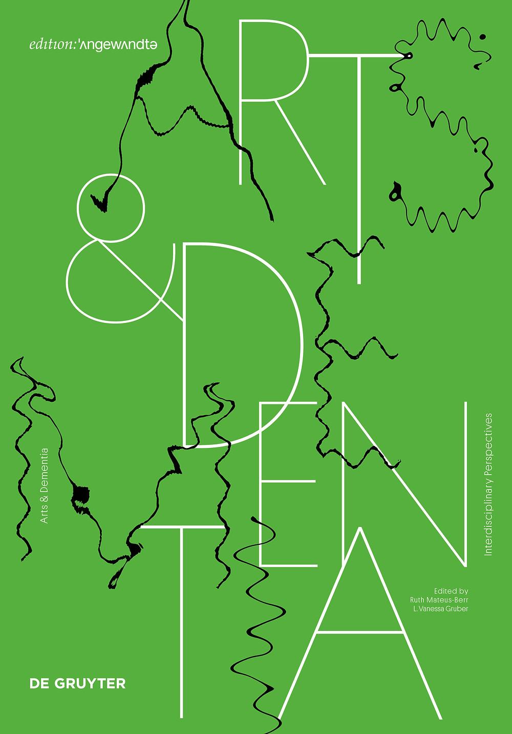 Cover Book Art & Dementia