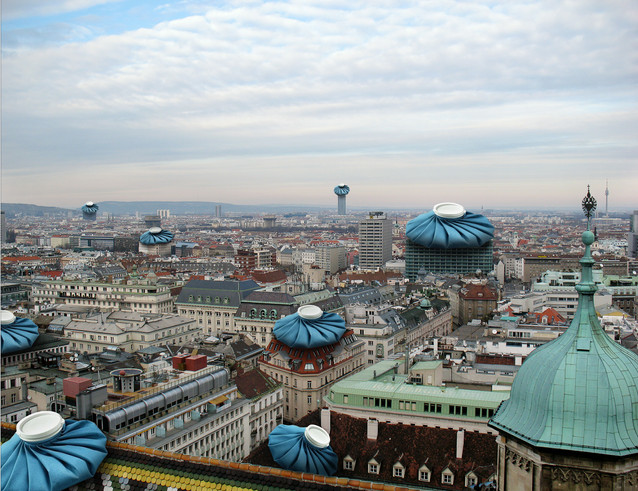 Cool City Vienna by Ruth Mateus-Berr