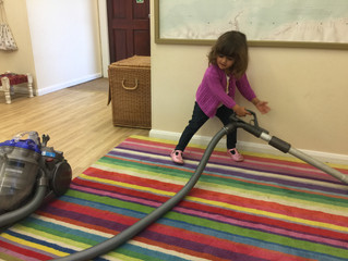 Cleaning and technology in the Montessori environment