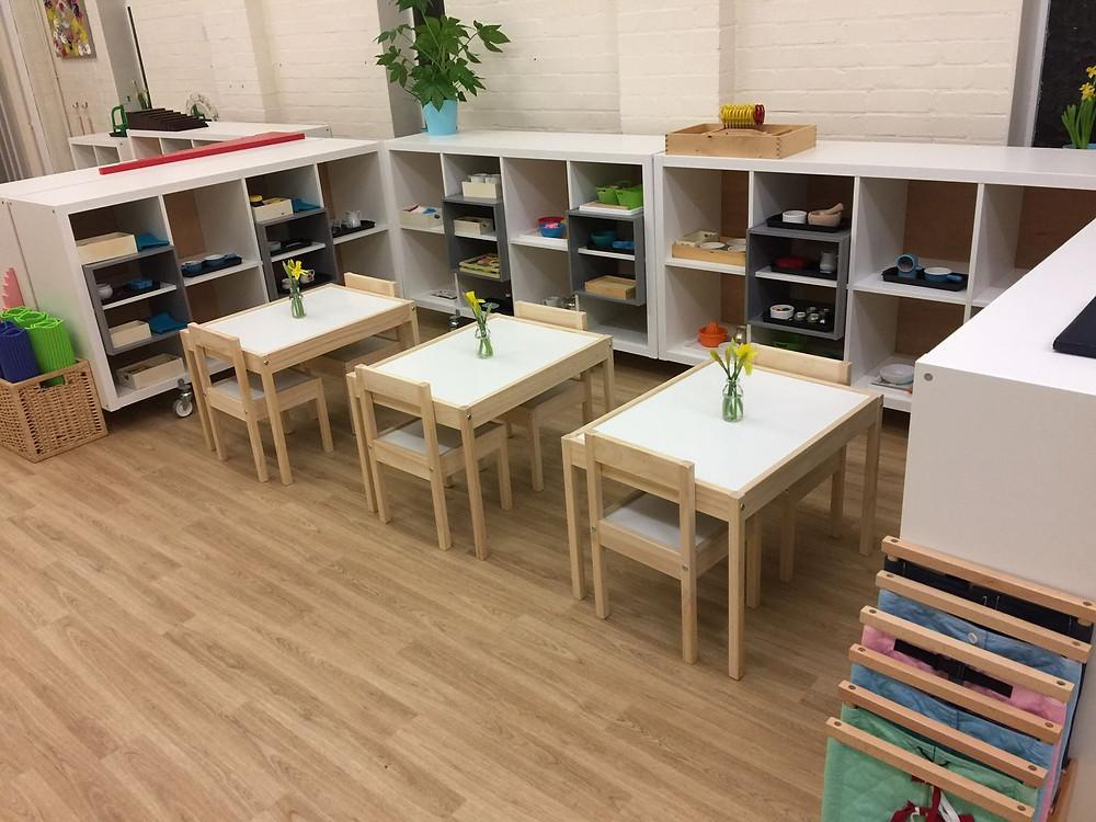 Montessori Practiacal Life