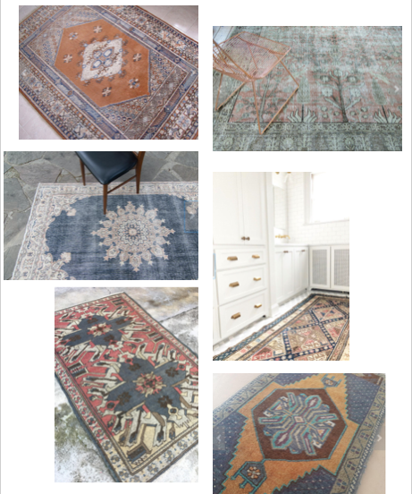 Vintage Rug Love - Insiders Guide To Scoring One Online