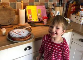 Baking during lockdown