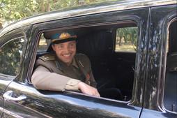 Алексей Свридов в роли Гагарина
