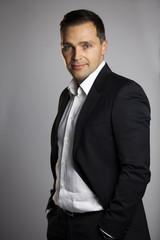 Актер театра и кино Алексей Свиридов