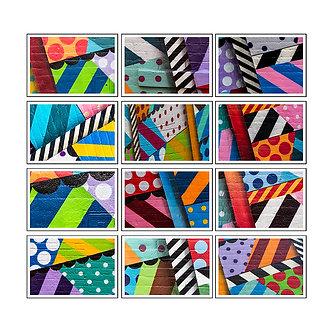 CAIXA DE COLEÇÕES - GRAFISMO NYC