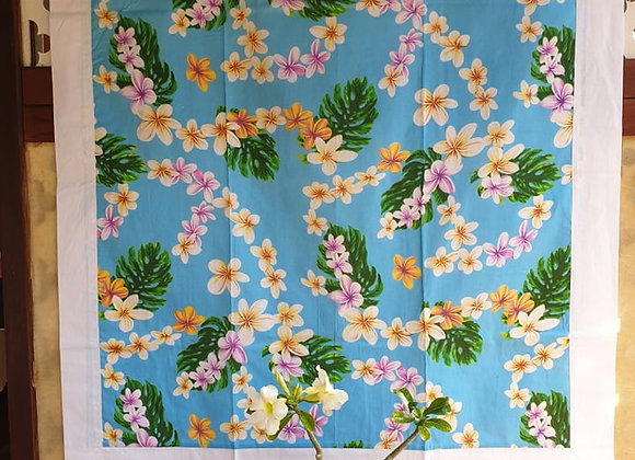 Tifaifai Bébé Aroaro - Fleur Patchwork
