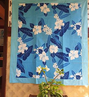 Tifaifai Bébé Aroaro - Fleur Bleu.jpg