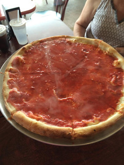 C.O.B. Pizza!