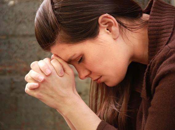 Ladies Monthly Prayer Time
