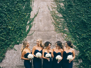 10 Things To Keep In Mind When Choosing Your Bridesmaids