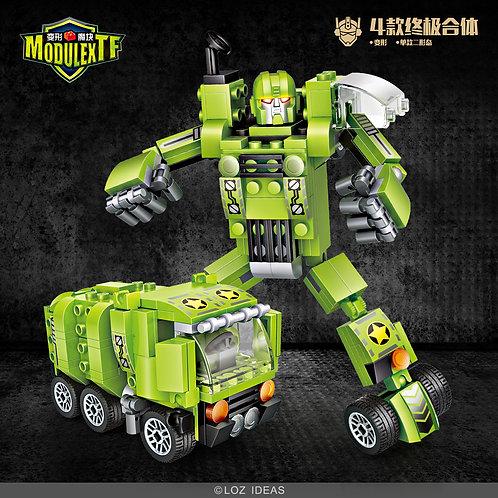 Modulex TF Transformer (Green)