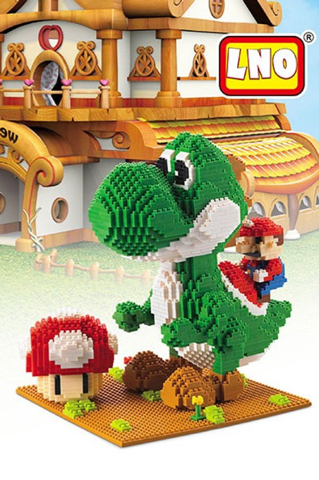 Yoshi (with Super Mario)