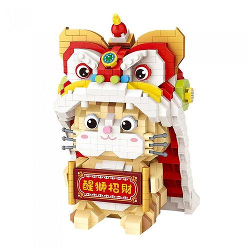 Dancing Lion [Mini Block Series]