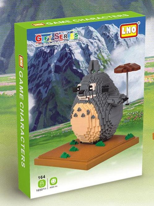 Totoro Under The Umbrella