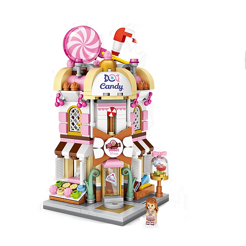 Candy Shop (Mini Street Collection)