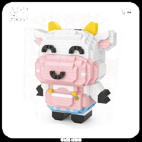 Bull [Mini Block Series]