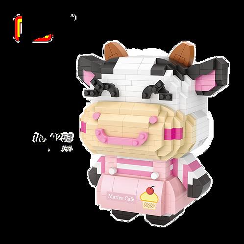 Cow [Mini Block Series]