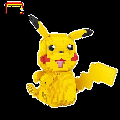 Pikachu [Mini Block Series]