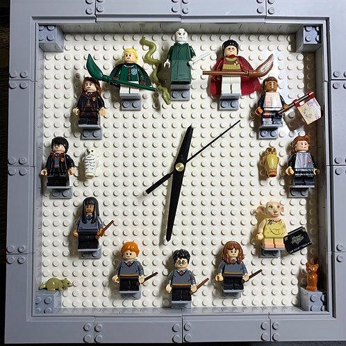 Harry Potter 2: Mini Figure Clock (DIY)