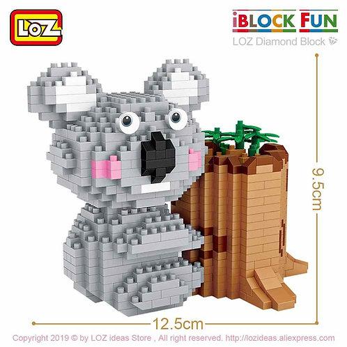 Koala Pen Holder Mini Block