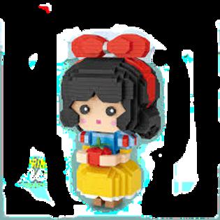 Snow White [Mini Block Series]
