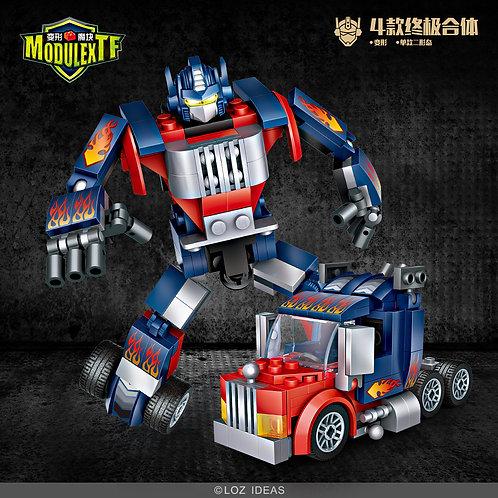 Modulex TF Transformer (Blue)