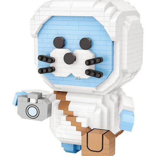 Coolie [Mini Block Series]