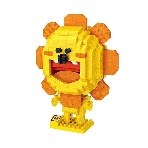Lion Sun [Mini Block Series]