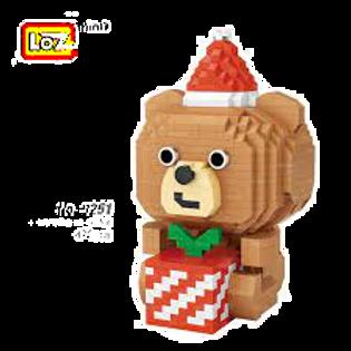 Christmas Bear [Mini Block Series]
