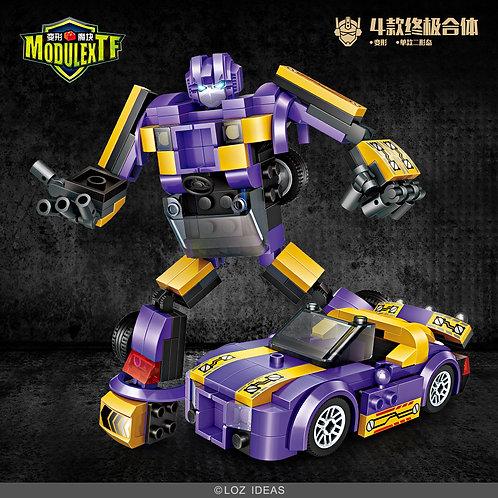 Modulex TF Transformer (Purple)