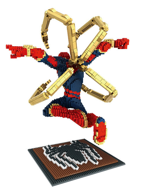 Spider Man- Flying Stance (Avengers)