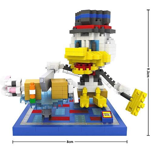 Donald Duck Magician