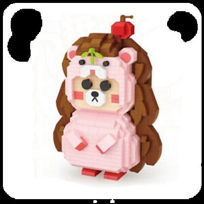 Hedgehog [Mini Block Series]