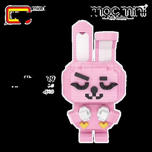 Pink Rabbit [Mini Block Series]