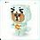 Thumbnail: Brown Bear Catch Fish [Mini Block Series]