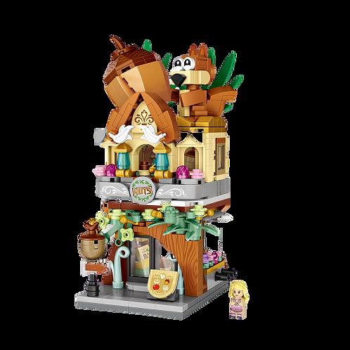Nut Shop (Mini Street Collection)