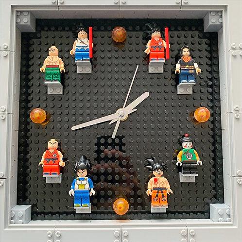 Dragon Ball: Mini Figure Clock (DIY)