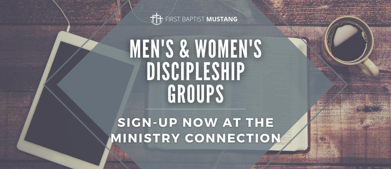 Men's & Women's Discipleship groups.png