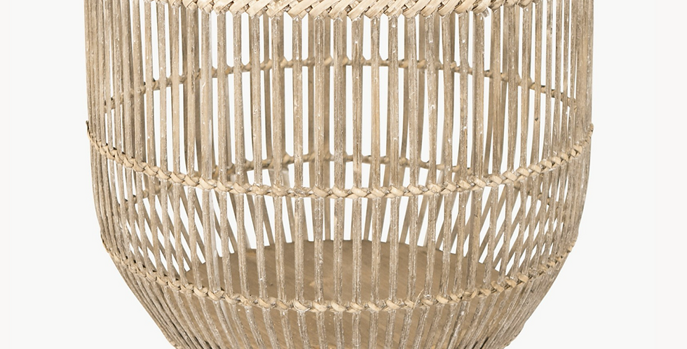 Fairfield Bamboo Basket