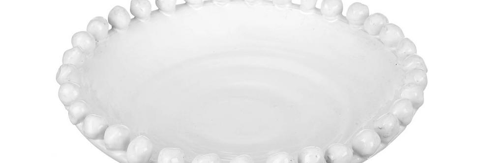 White Bobble Bowl