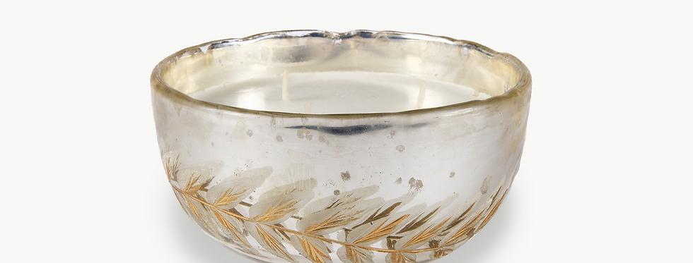 Claymore Multiwick Leaf Candle